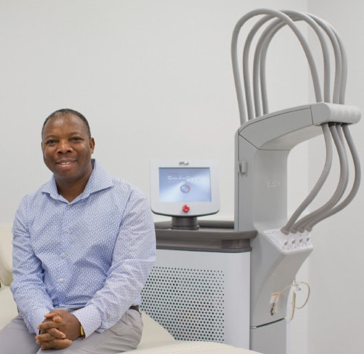 Dr Benjamin Omowaire