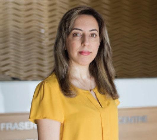 Dr Leila Shah